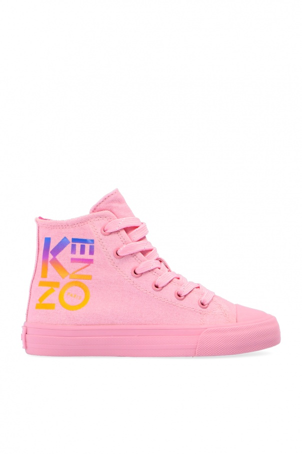 Kenzo Kids High-top sneakers