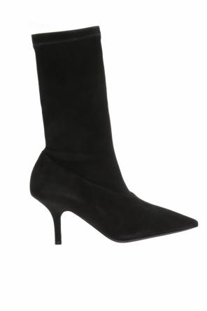 Heeled ankle boots od Yeezy