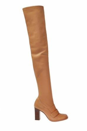 Heeled boots od Loewe