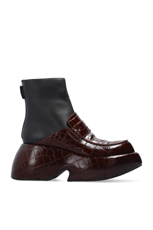 Loewe Platform loafers