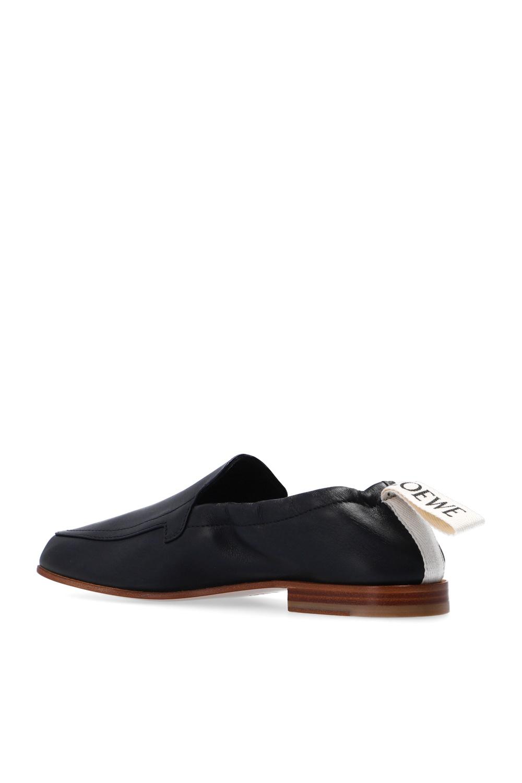 Loewe Leather moccasins