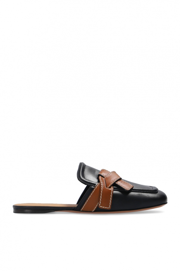 Loewe Mules with knot detail