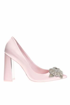 'lilico crystal pump' heeled shoes od Sophia Webster