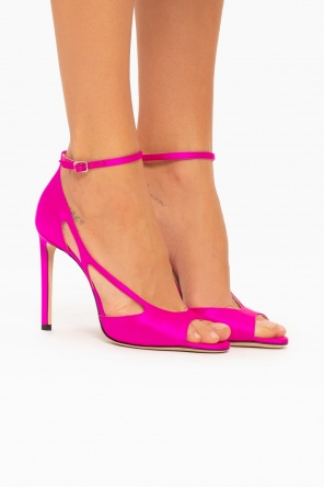 'liu' satin stiletto pumps od Jimmy Choo