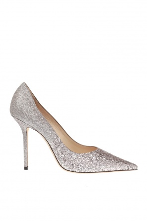 'love' stiletto pumps od Jimmy Choo