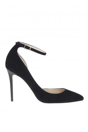 Suede 'lucy' pumps od Jimmy Choo