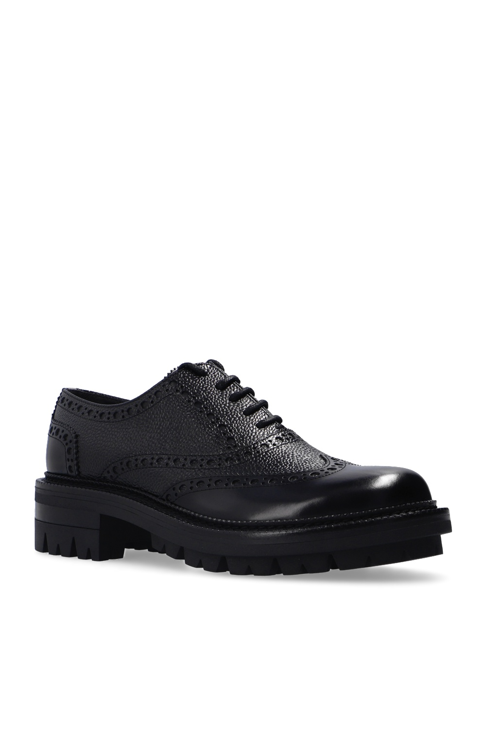 Dsquared2 Leather derby shoes