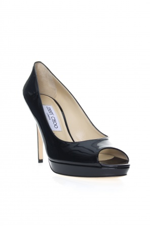 'luna'  platform pumps od Jimmy Choo