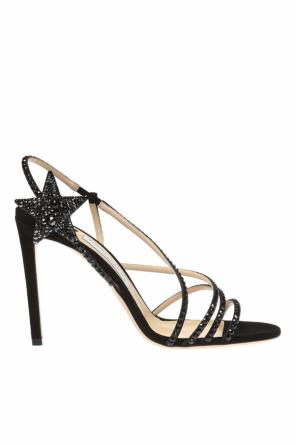 'lynn' heeled sandals od Jimmy Choo