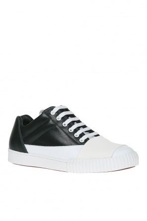 Leather sneakers od Marni