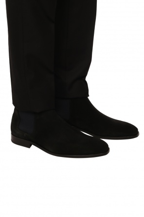 'gerald' suede chelsea boots od PS Paul Smith