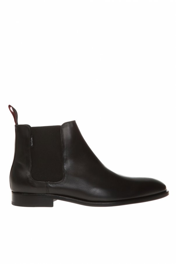 PS Paul Smith Leather Chelsea boots