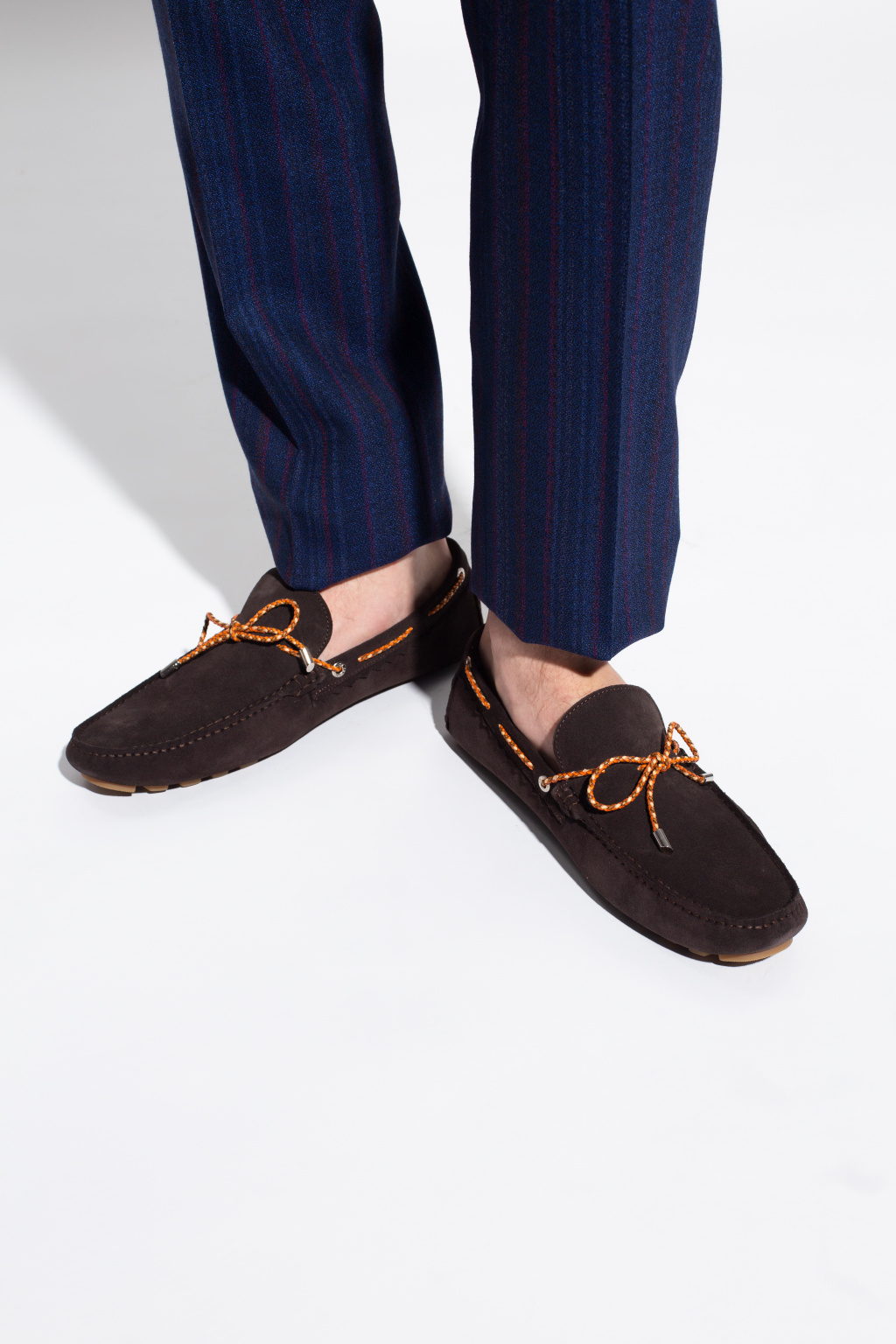 PS Paul Smith Suede moccasins