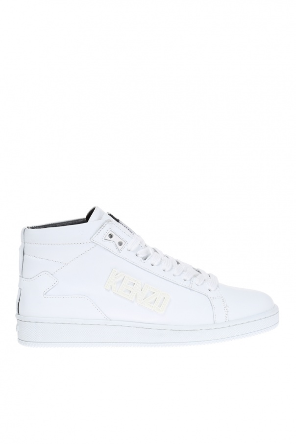 Kenzo High-Top Sneakers