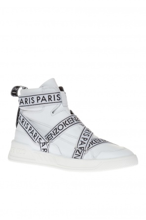 'calvin' high-top sneakers od Kenzo