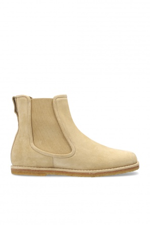 Suede ankle boots od Loewe