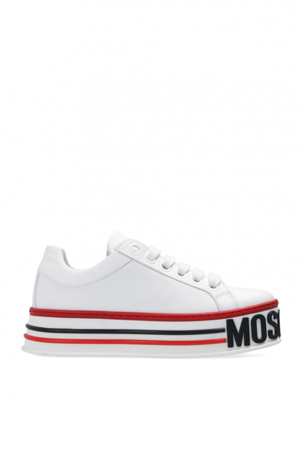 Moschino 厚底运动鞋