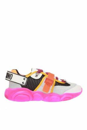 f186f6681f9e2 Sneakers with logo od Moschino Sneakers with logo od Moschino