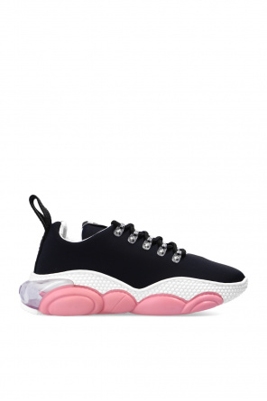 'bubble teddy' sneakers od Moschino