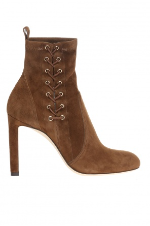 'mallory' heeled ankle boots od Jimmy Choo