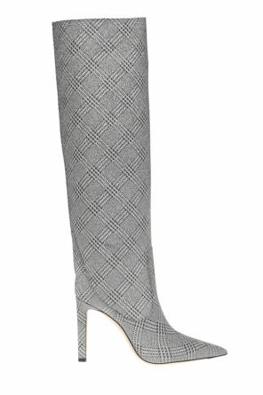 'mavis' heeled knee-high boots od Jimmy Choo