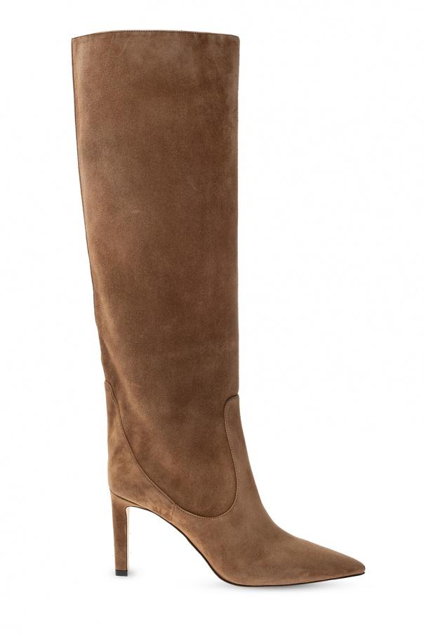 Jimmy Choo 'Mavis' heeled knee-high boots