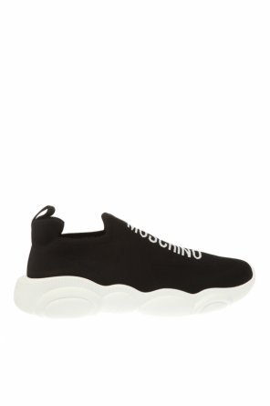 Sneakers with logo od Moschino