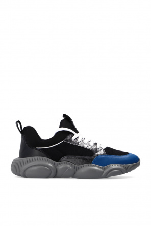 'teddy' sneakers od Moschino