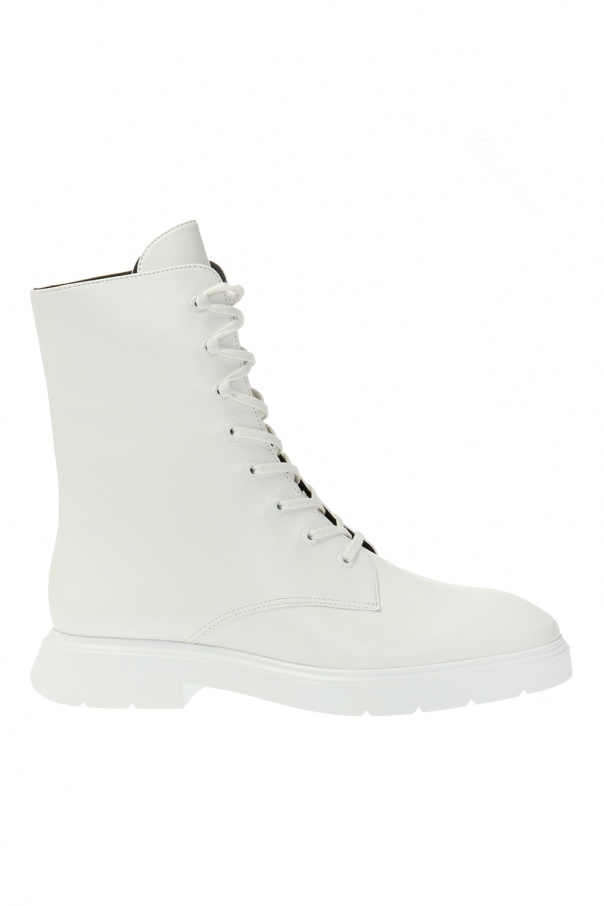 Stuart Weitzman 'Mckenzie' leather ankle boots