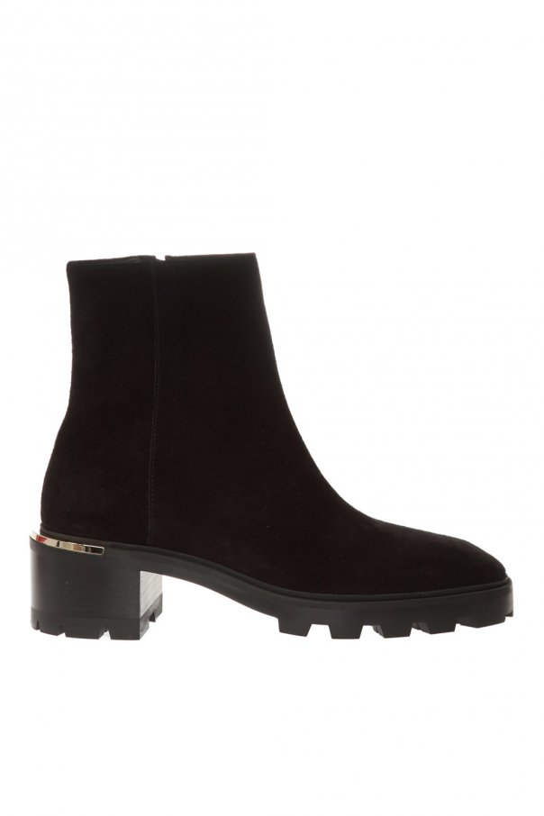 Jimmy Choo 'Melodie' suede ankle boots