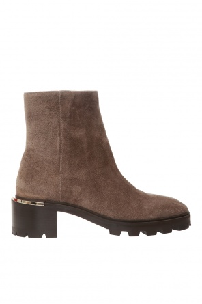 'melodie' suede ankle boots od Jimmy Choo