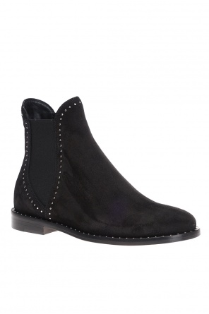'merril flat' slip-on ankle boots od Jimmy Choo
