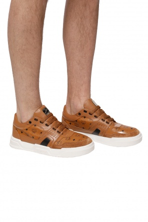 Sneakers with logo od MCM