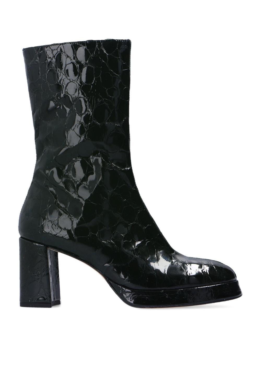 Miista 'Carlota' platform ankle boots