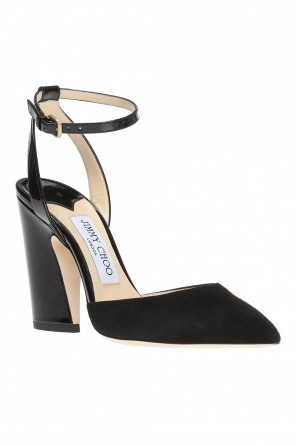 'micky' block heel pumps od Jimmy Choo