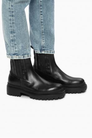 Logo ankle boots od Iceberg