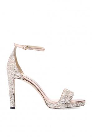 'misty' heeled sandals od Jimmy Choo