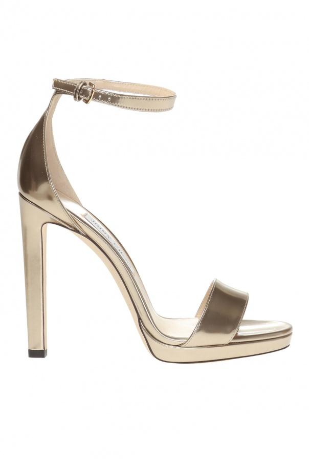 Jimmy Choo 'Misty' heeled sandals