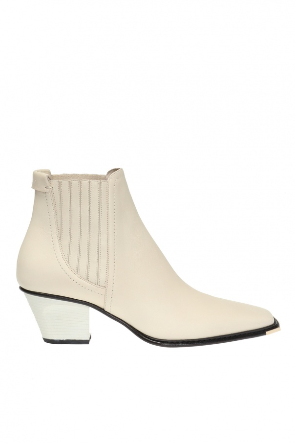 'mitzi 50' heeled ankle boots od Jimmy Choo