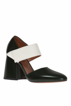 Block heel pumps od Marni