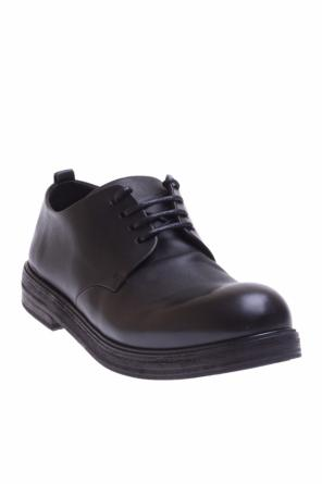 Shoes with round toe od Marsell