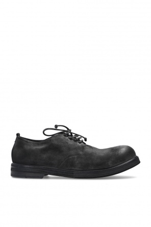 Suede shoes od Marsell
