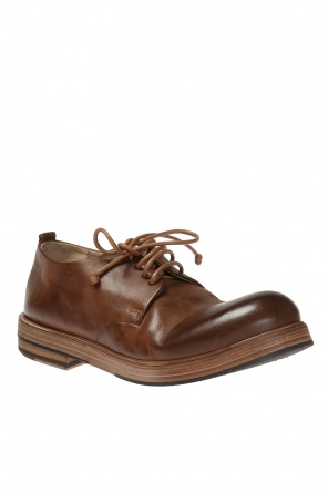 'zucca zeppa' lace-up shoes od Marsell