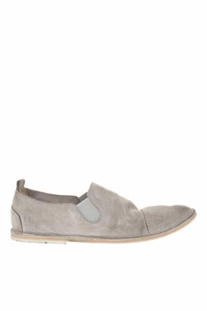 'strasacco' suede shoes od Marsell