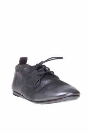 Leather lace-up shoes od Marsell