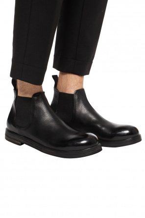 Leather chelsea boots od Marsell