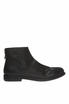 Leather ankle boots od Marsell