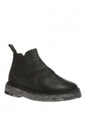 Platform ankle boots od Marsell