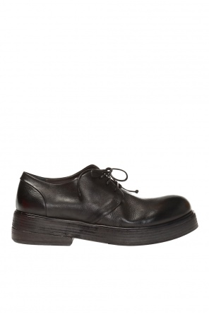 Lace-up platform shoes od Marsell