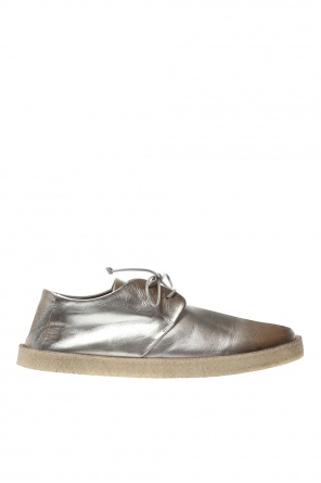 Distressed shoes od Marsell